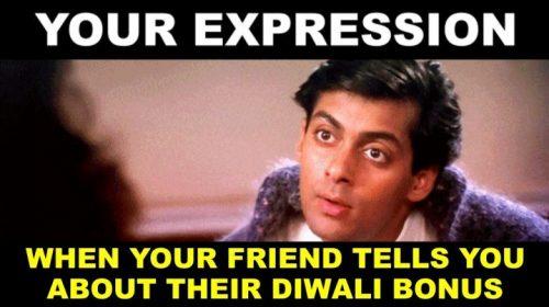 Diwali 2020 Funny Memes