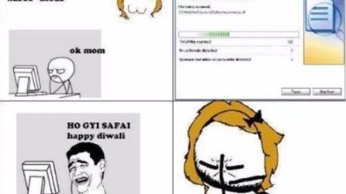 Diwali jokes funny