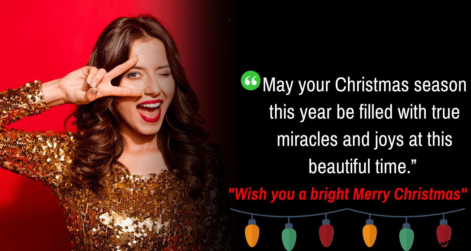 Merry Christmas Wishes -