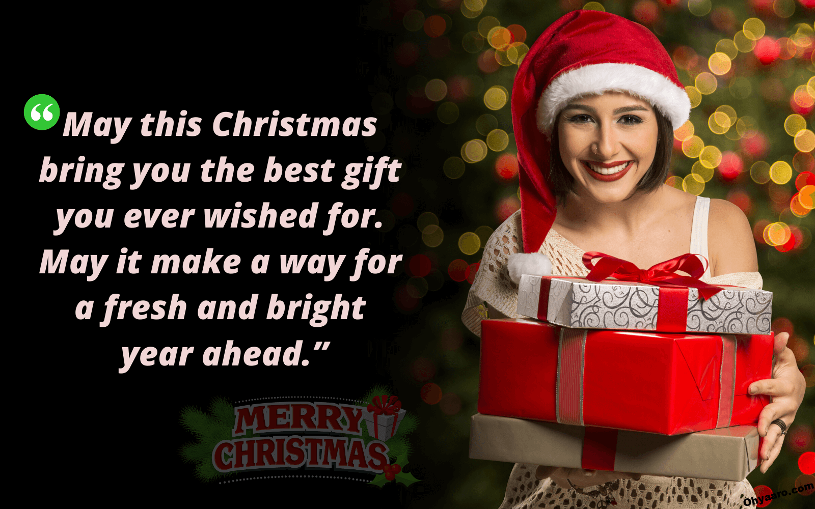 New Merry Christmas Wishes