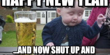 new year funny images