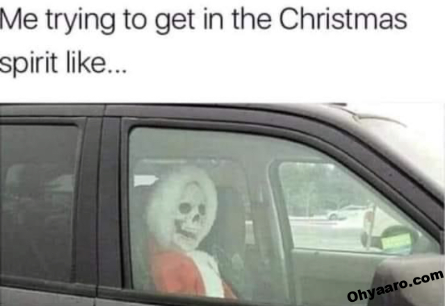 Merry Christmas Funny Memes