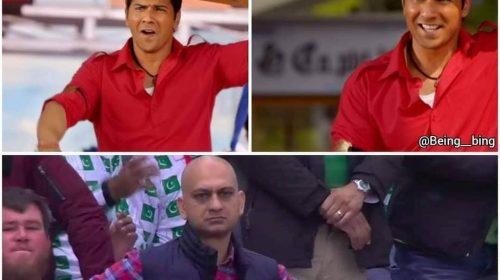 Varun Dhawan Funny Face