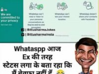WhatsApp Status Funny Jokes