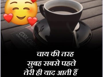 Chai Lover Hindi Quotes