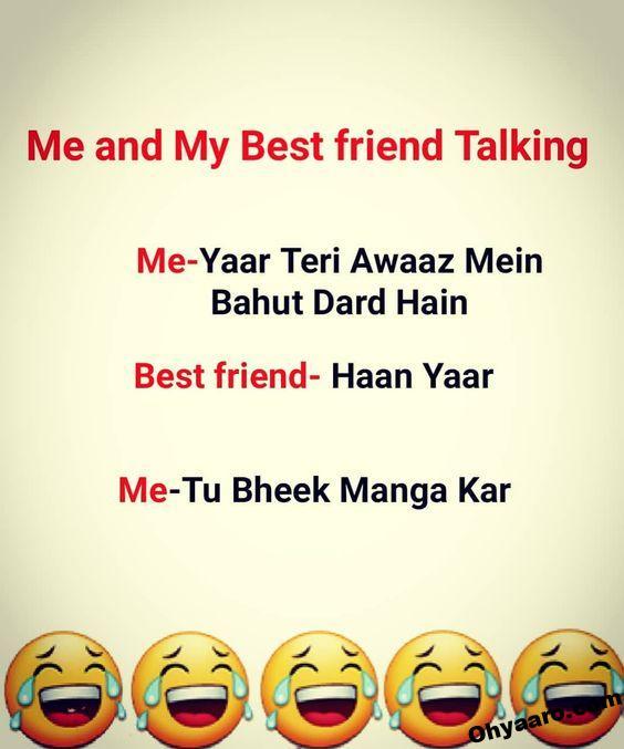 best friends joke