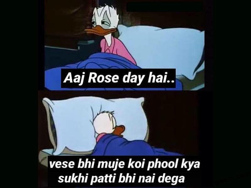 Rose Day Funny Jokes