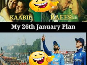 26 January Funny Memes