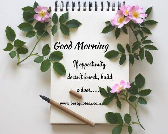 Good Morning Wallpaper – Good Morning Flowers Images