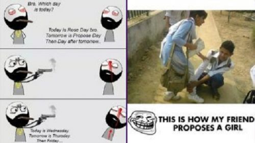 Propose Day Funny Jokes