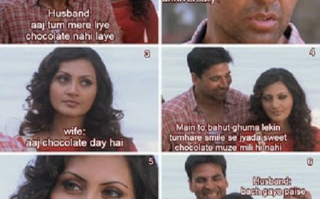Chocolate Day Funny Memes