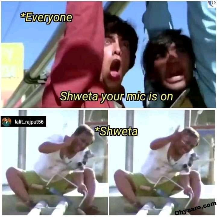 Funny shweta memes