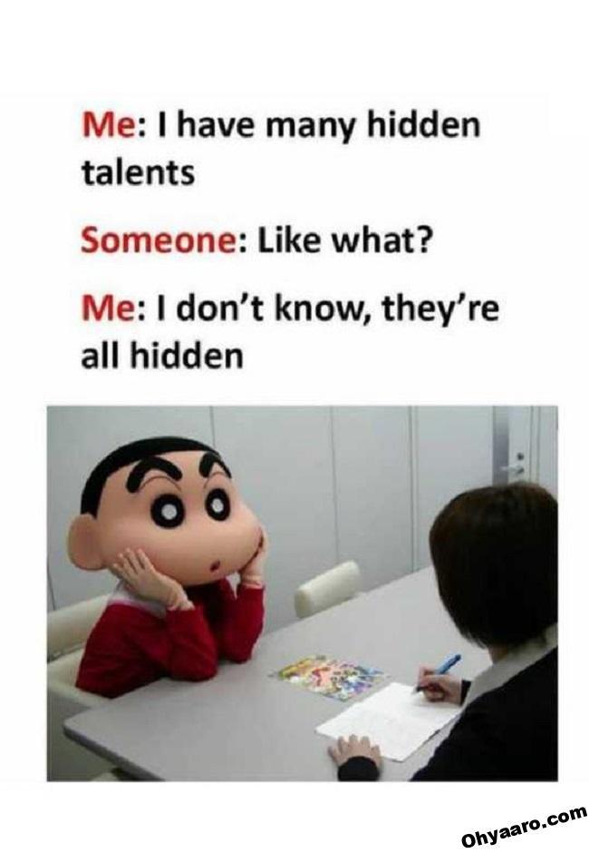 Shinchan Funny Jokes