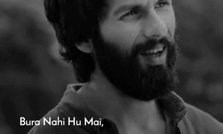 Best Shahid Kapoor Quotes – Sad WhatsApp Status Images