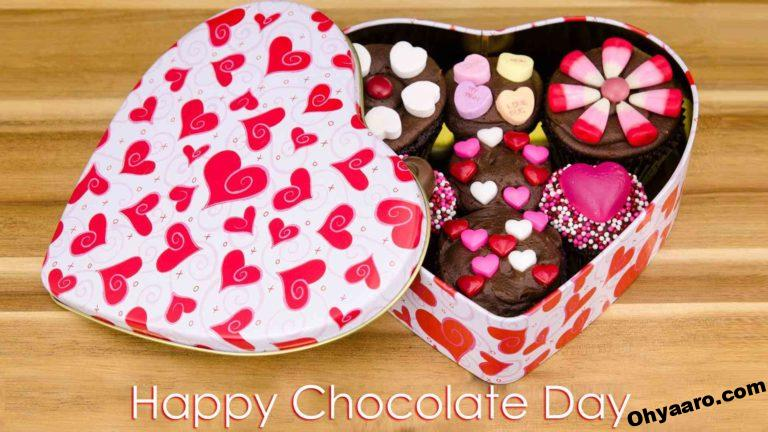 Happy Chocolate Day Photo Download