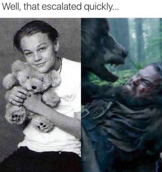 Teddy Bear Day Memes