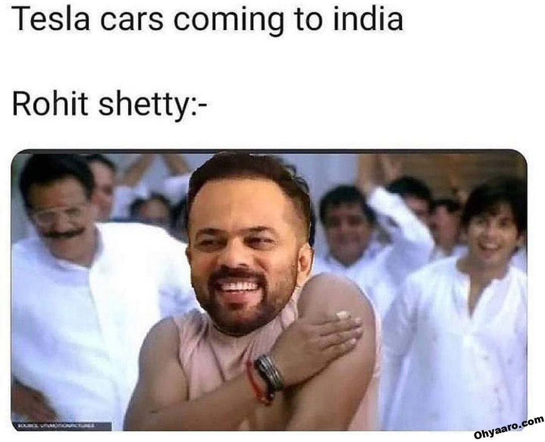 Tesla Car Funny Memes