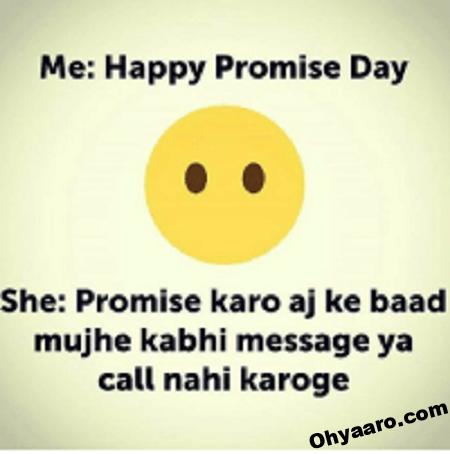 Promise Day Funny Jokes