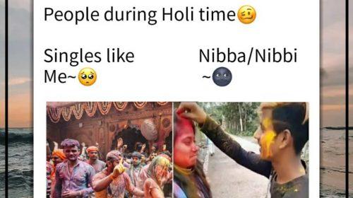 Holi Memes