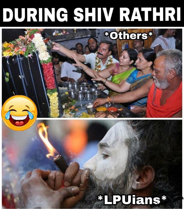 Shivratri Memes Download