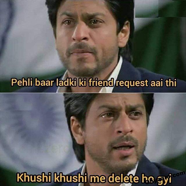 Funny Memes Shahrukh Khan