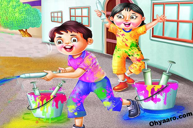 Happy Holi Wallpapers Images