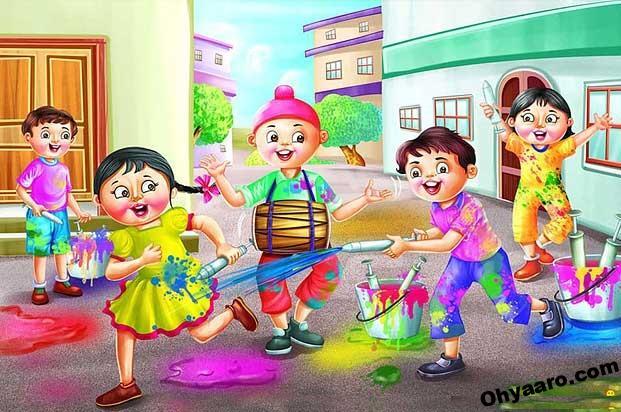 Happy holi wishes walpapers
