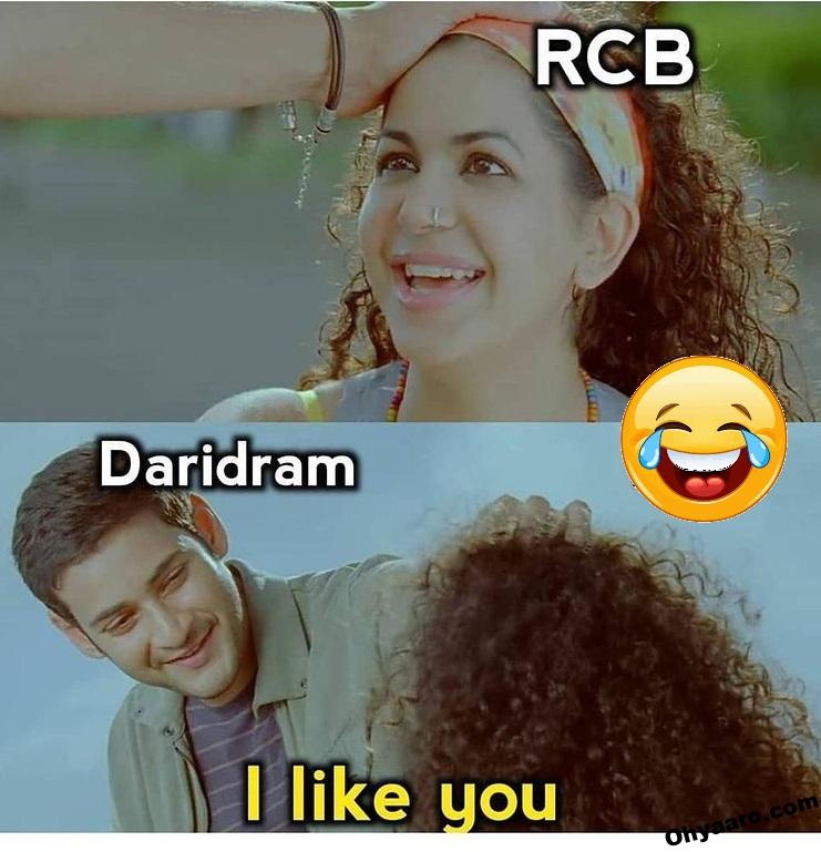 RCB Funny Memes Pic