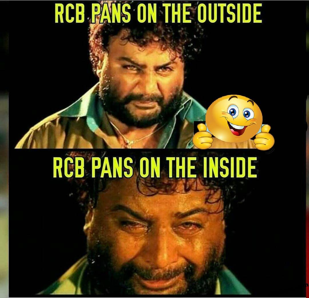 RCB Funny Pic