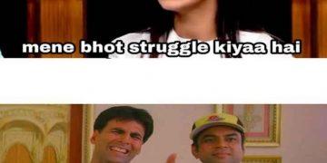 Ananya Pandey Memes