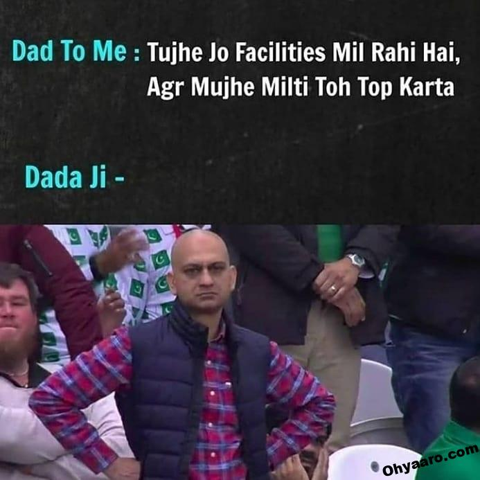 funny father son memes