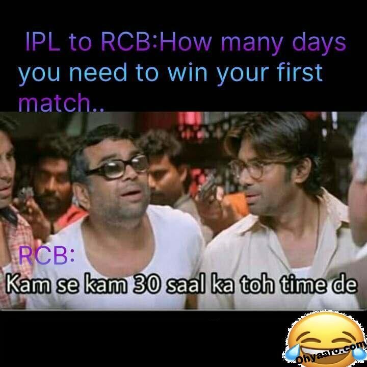 IPL Funny Memes Images - Paresh Rawal Funny Memes