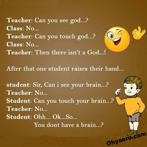 Teacher Student Funny Meme Images