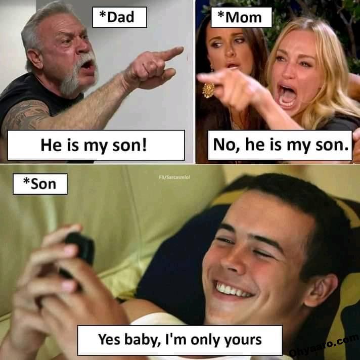 funny son memes