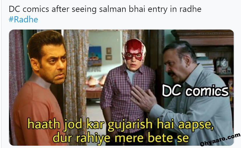 funny radhe memes