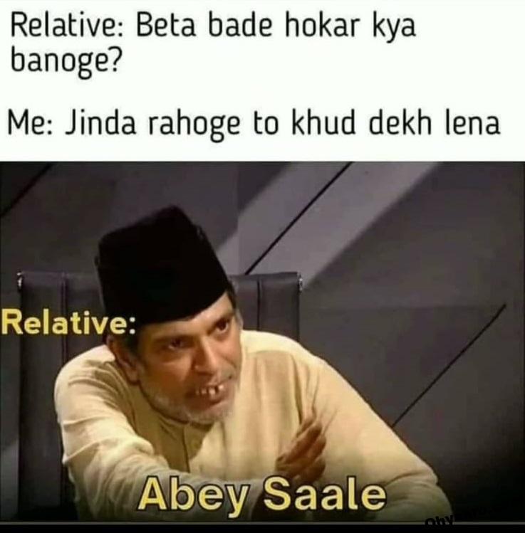 relative funny jokes