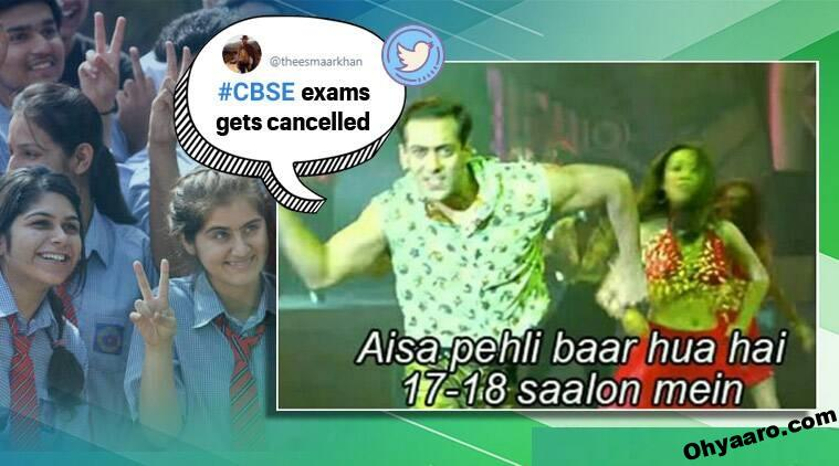 CBSE exams gets cancelled
