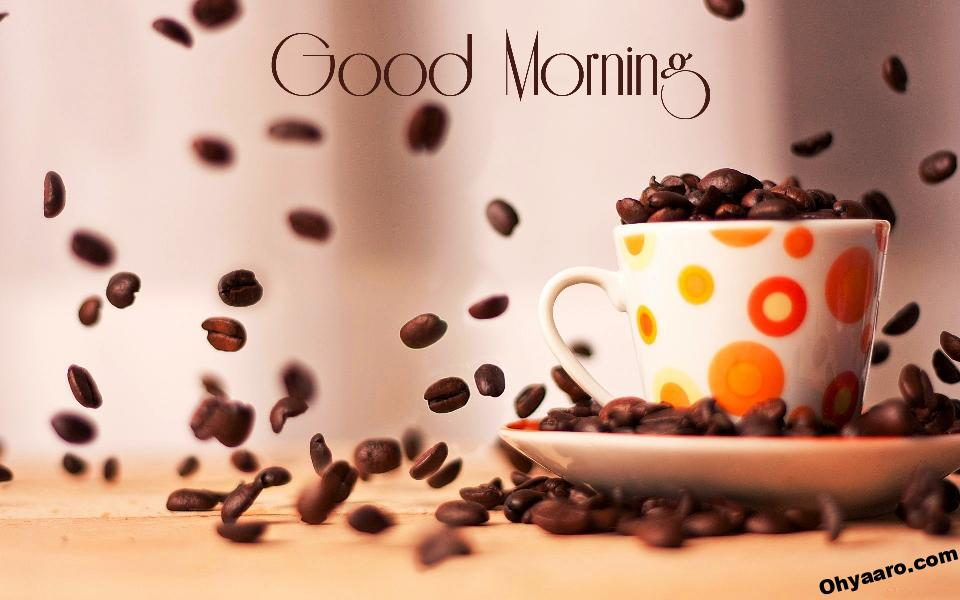 Good Morning Wishes with Tea Pictures