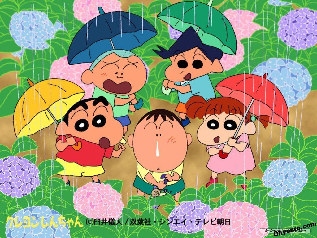 Shin-chan HD Wallpaper