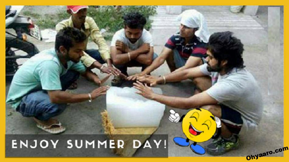 Summer Funny Joke Images Download