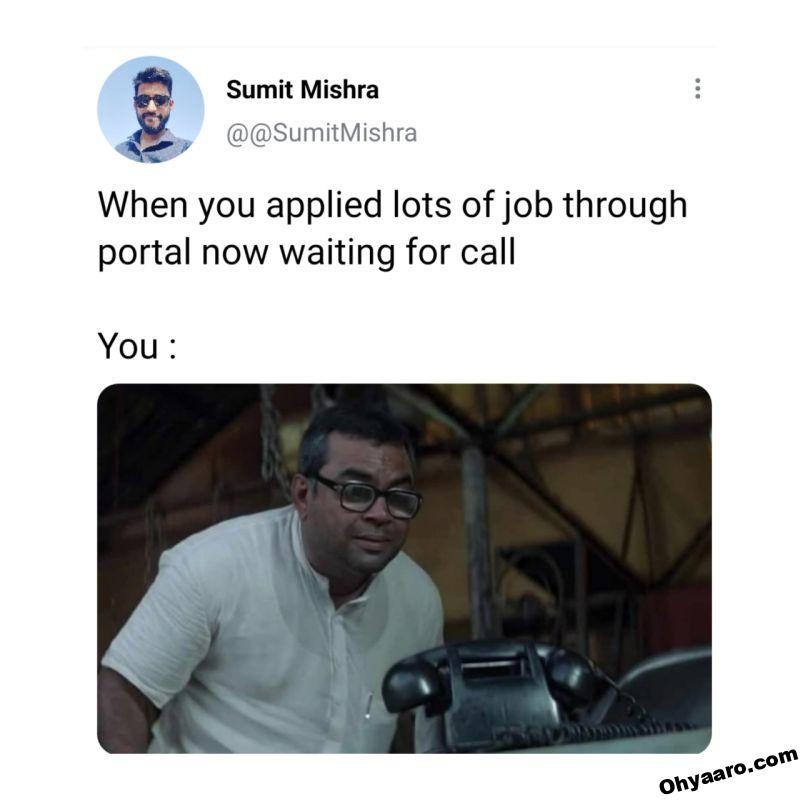 Babu Bhaiya Memes - Funny Work Memes