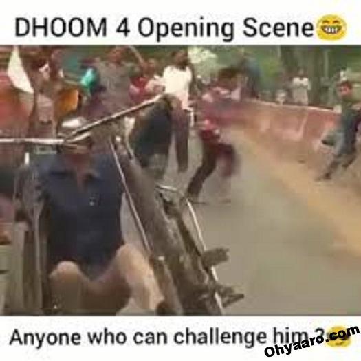 Dhoom 4 Funny Meme Images