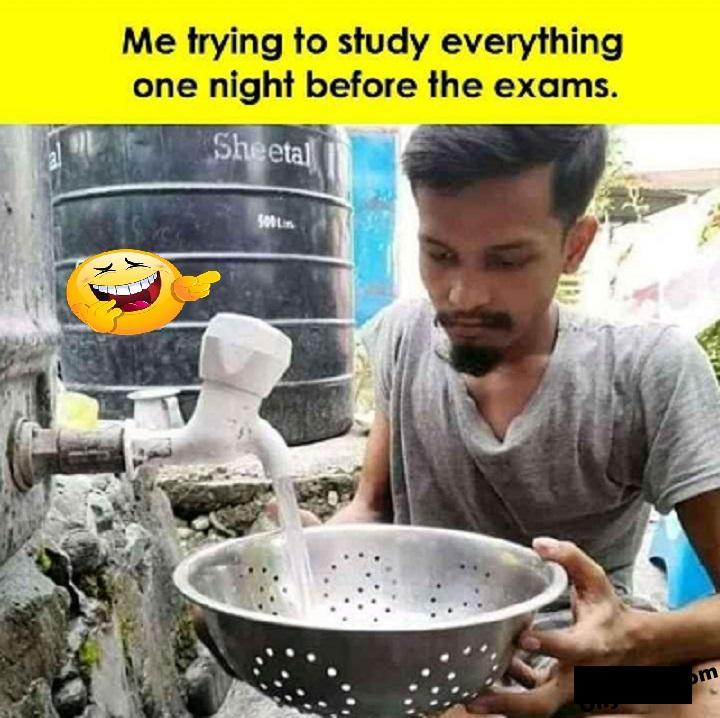 Exam Funny Jokes Photos Download