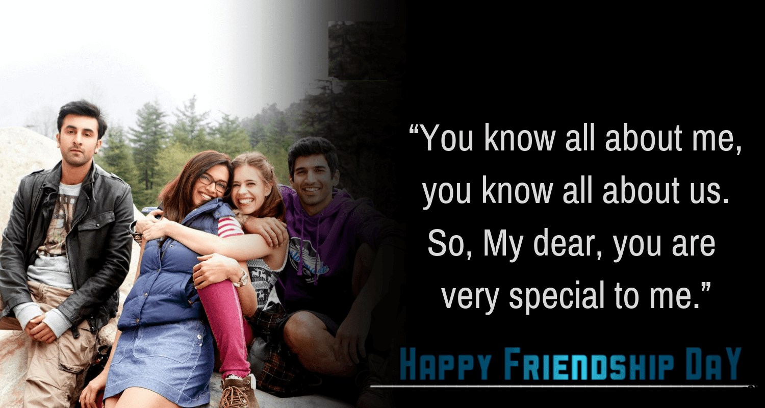 Status Friendship Day Quotes
