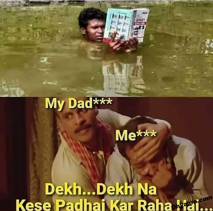 father son funny jokes images