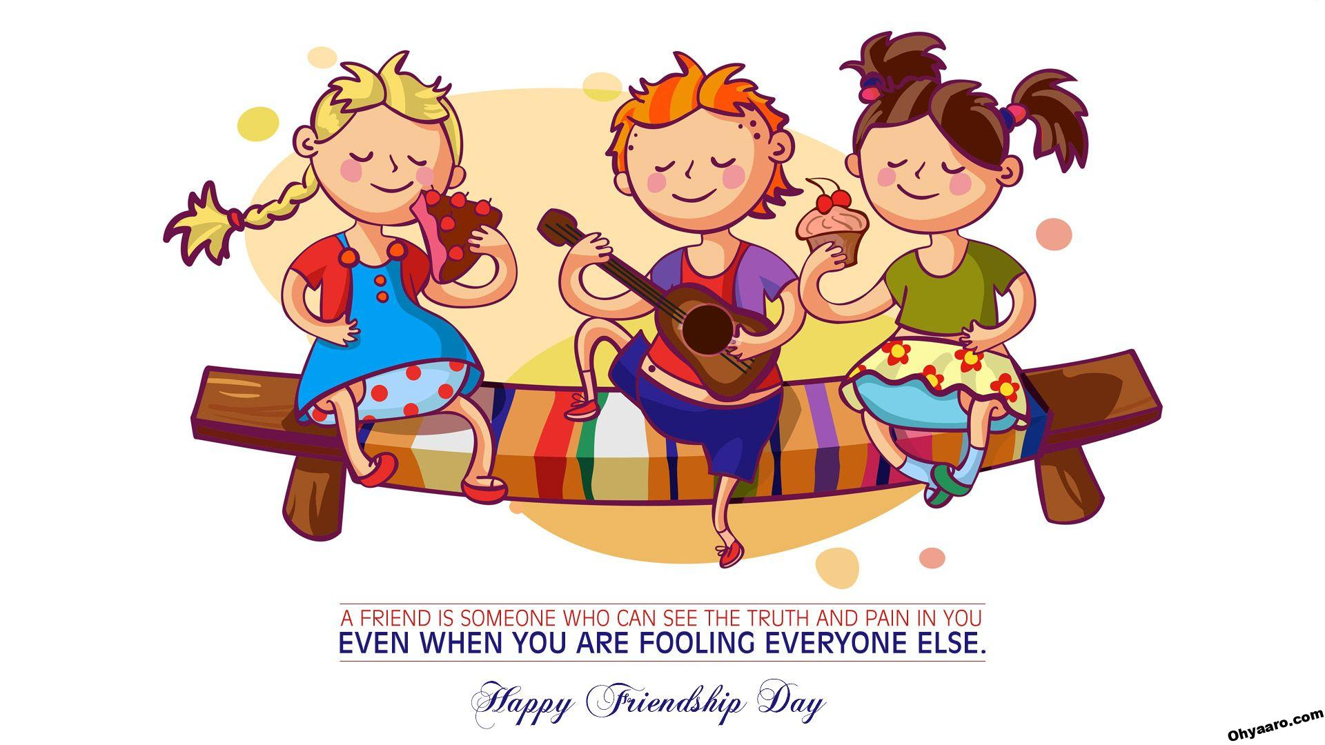 friend ship day images