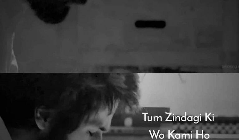 Shahid Kapoor Sad Status