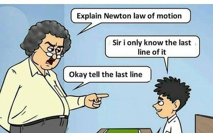 Teacher Student English Jokes