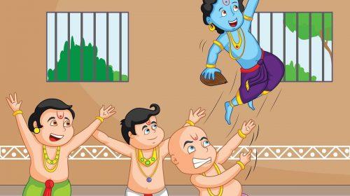 Janmashtami Funny Images