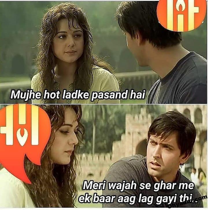 Hrithik Roshan Memes - Hrithik Roshan Funny Memes - Hrithik Roshan Funny Photo